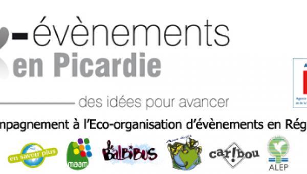 Plateforme d'accompagnement aux éco-évènements en Picardie